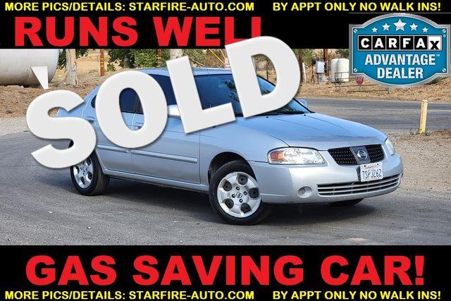 2005 Nissan Sentra 1.8 S Santa Clarita, CA 0