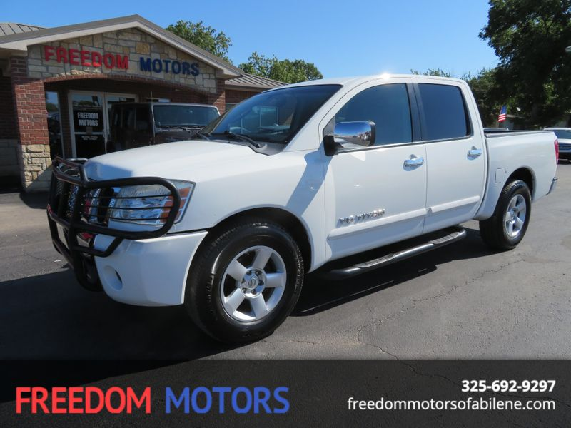 2005 Nissan Titan SE | Abilene, Texas | Freedom Motors  in Abilene Texas