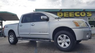 2005 Nissan Titan LE 4x4 in Fort Pierce FL, 34982
