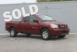 2005 Nissan Titan XE Hollywood, Florida 0