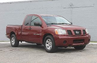 2005 Nissan Titan XE Hollywood, Florida 9