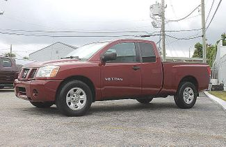 2005 Nissan Titan XE Hollywood, Florida 4
