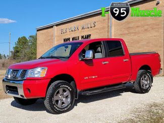 2005 Nissan Titan SE in Hope Mills, NC 28348