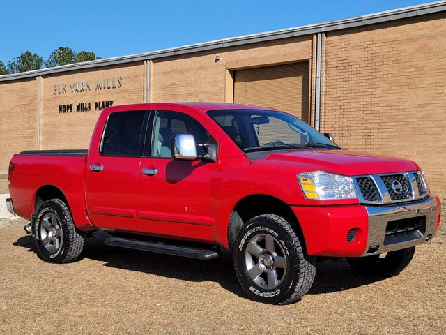 2005 Nissan Titan SE in Hope Mills, NC 28348