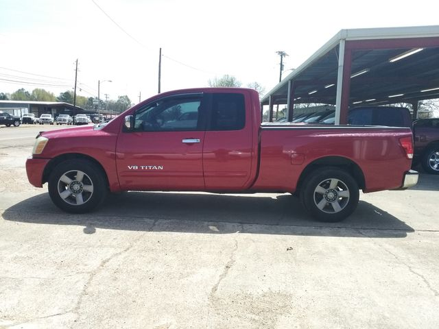 2005 Nissan Titan SE Houston, Mississippi 3