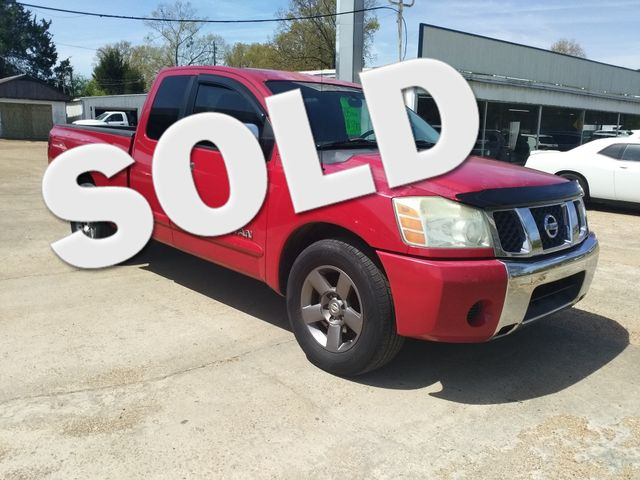 2005 Nissan Titan SE Houston, Mississippi 0