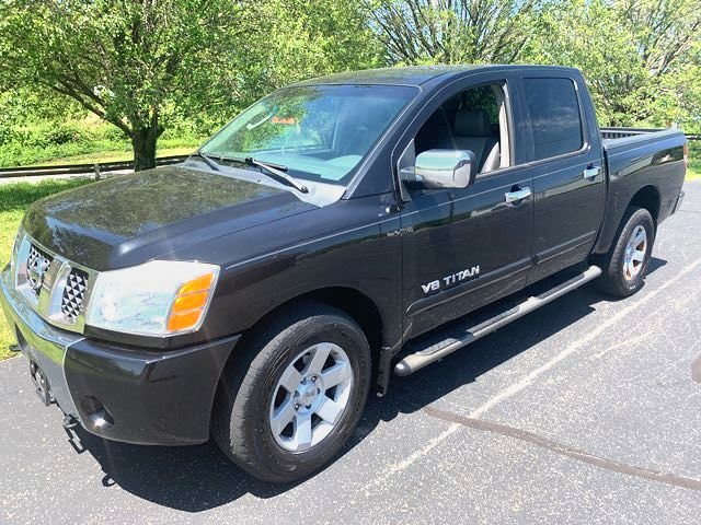 2005 Nissan Titan LE in Knoxville, Tennessee 37920
