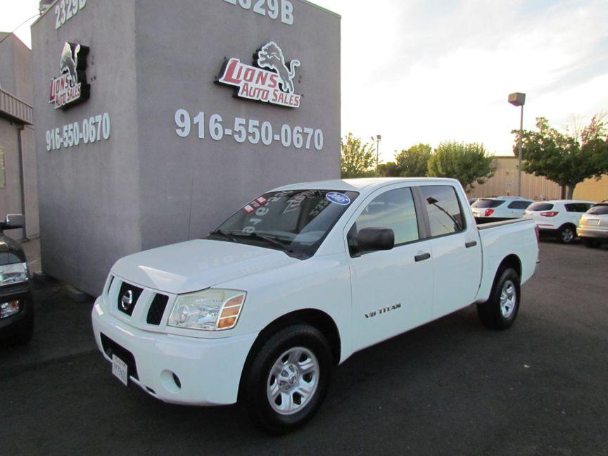 U003c 2005 Nissan Titan XE In Sacramento CA, ...