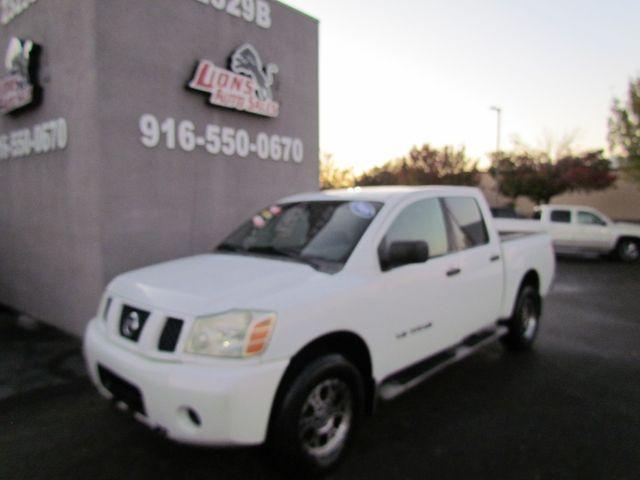 2005 Nissan Titan XE 4 x 4 in Sacramento, CA 95825
