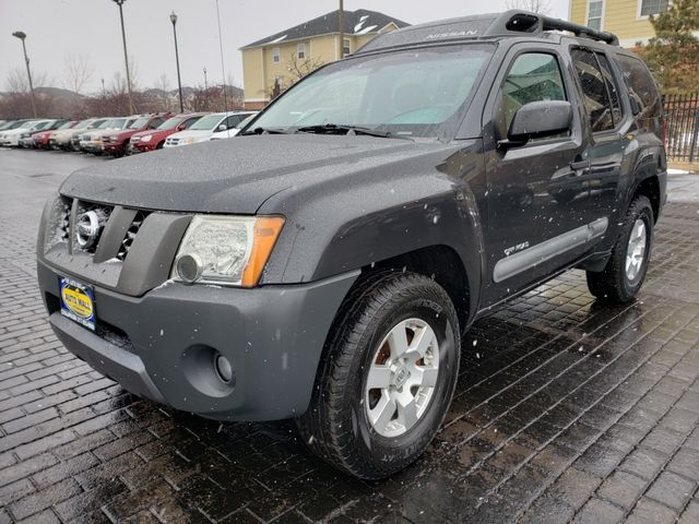 2005 Nissan Xterra Off Road | Champaign, Illinois | The Auto Mall of Champaign in Champaign Illinois