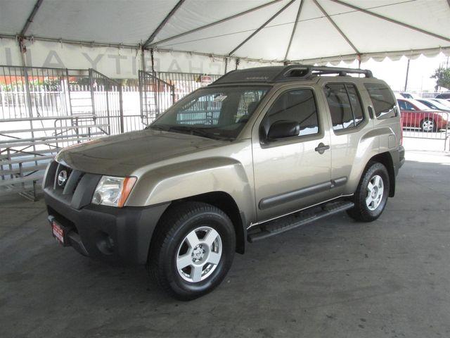2005 Nissan Xterra S Gardena, California