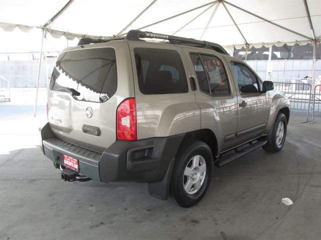 2005 Nissan Xterra S Gardena, California 2