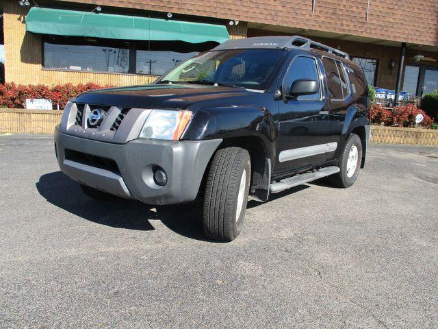 2005 Nissan Xterra S
