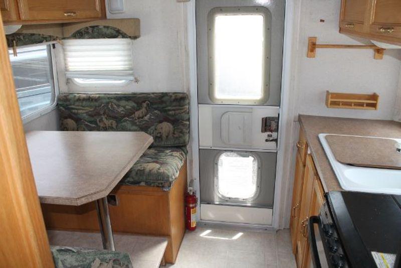 2005 Northern Lite 10 2 Bsmt Camper CAMPER  city MT  Bleskin Motor Company   in Great Falls, MT