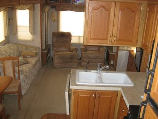 2005 Nu-Wa Discover America Hitchhikert 31.5 LK  SOLD!! Odessa, Texas 16