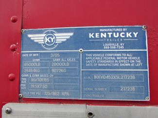 2005 Other Kentucky 45 Horse Trailer with fold down ramp   St Cloud MN  NorthStar Truck Sales  in St Cloud, MN