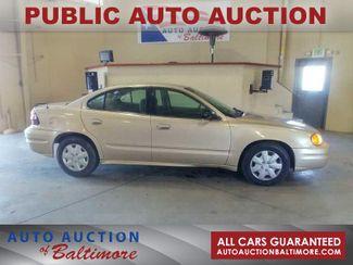 2005 Pontiac Grand Am SE | JOPPA, MD | Auto Auction of Baltimore  in Joppa MD