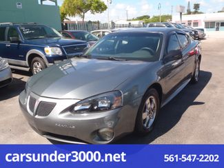 2005 Pontiac Grand Prix Lake Worth , Florida