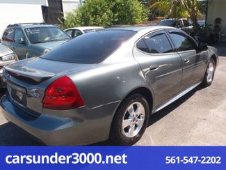 2005 Pontiac Grand Prix Lake Worth , Florida 3
