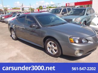 2005 Pontiac Grand Prix Lake Worth , Florida 1