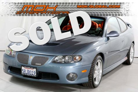 2005 Pontiac GTO 6.0 - Only 35K miles - Intake / Exhaust in Los Angeles