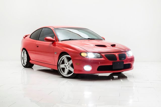 2005 Pontiac GTO With Upgrades in Carrollton, TX 75006