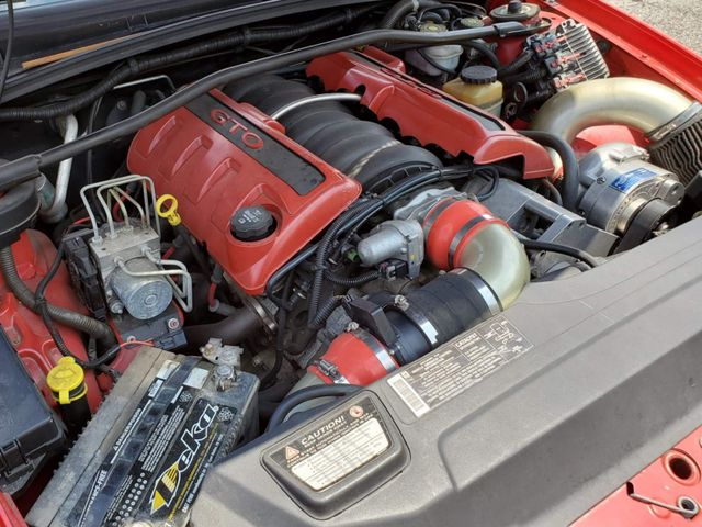 2005 Pontiac GTO Supercharged in Hope Mills, NC 28348