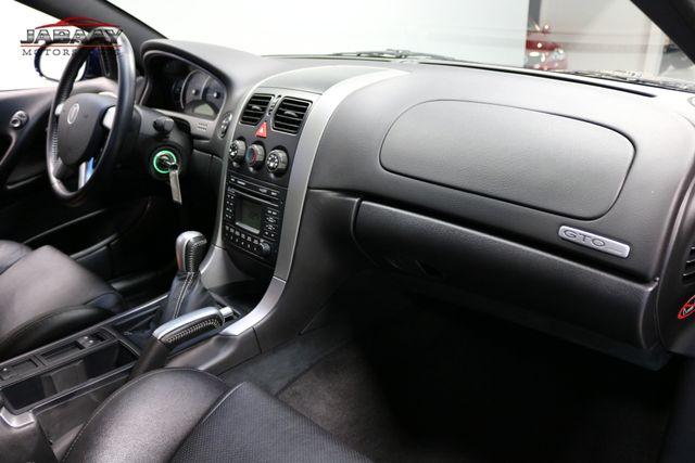2005 Pontiac GTO Merrillville, Indiana 15