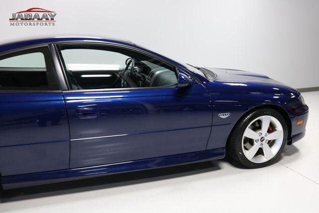 2005 Pontiac GTO Merrillville, Indiana 34