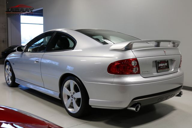 2005 Pontiac GTO Merrillville, Indiana 2