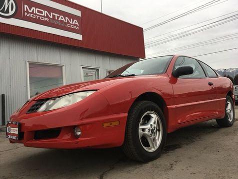 2005 Pontiac Sunfire Coupe 2D in