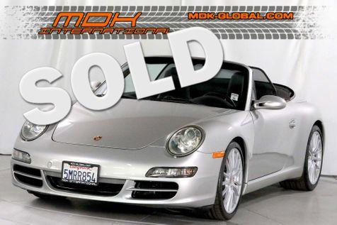 2005 Porsche 911 Carrera S - 997 - Cab - BOSE - 19