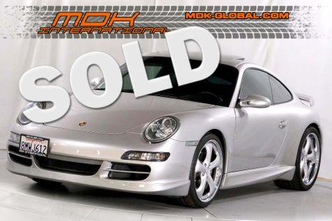 2005 Porsche 911 Carrera 997 - Manual - TechArt Kit - Work Wheels in Los Angeles