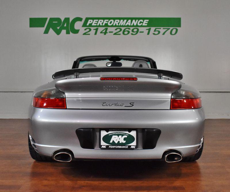 2005 Porsche 911 Turbo S Cabriolet in Carrollton, TX