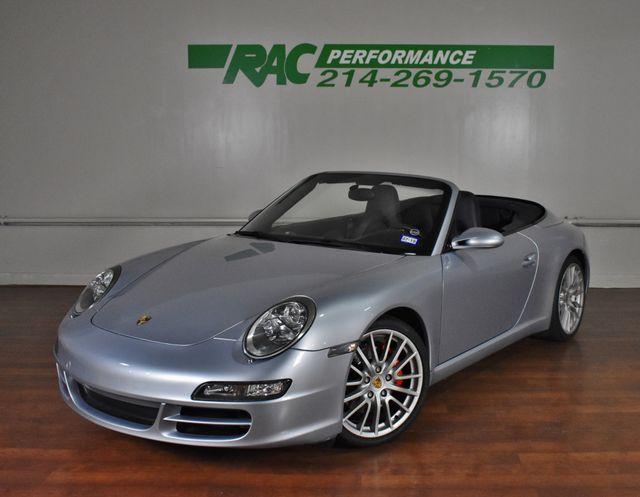 2005 Porsche 911 Carrera S Cabriolet