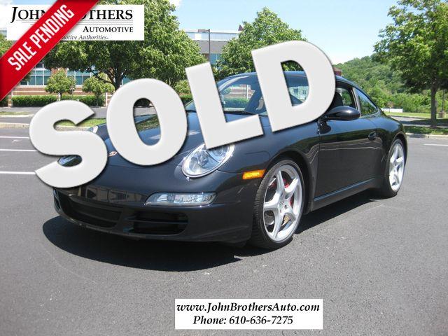 2005 Sold Porsche 911 Carrera S 997 Conshohocken, Pennsylvania