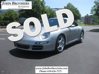2005 Sold Porsche 911 Carrera S 997 Conshohocken, Pennsylvania