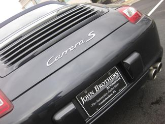 2005 Sold Porsche 911 Carrera S 997 Convertible Conshohocken, Pennsylvania 47
