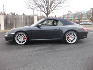 2005 Sold Porsche 911 Carrera S 997 Convertible Conshohocken, Pennsylvania 2