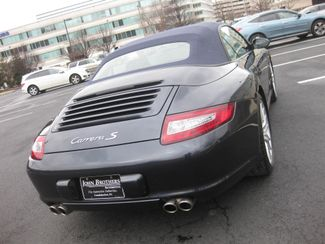 2005 Sold Porsche 911 Carrera S 997 Convertible Conshohocken, Pennsylvania 13