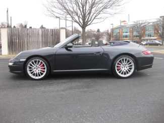 2005 Sold Porsche 911 Carrera S 997 Convertible Conshohocken, Pennsylvania 21