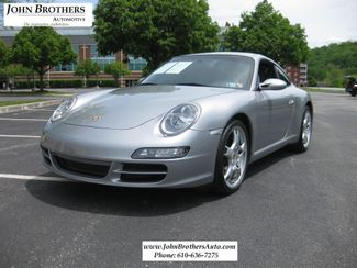 2005 Sold Porsche 911 Carrera 997 Coupe Conshohocken, Pennsylvania