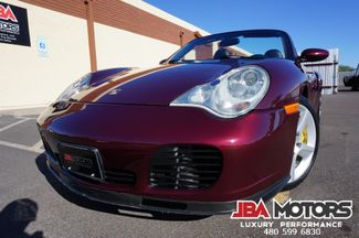 2005 Porsche 911 Turbo S AWD Convertible 996 ~ X50 Pkg ~ LOW MILES | MESA, AZ | JBA MOTORS in Mesa AZ