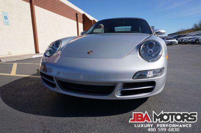2005 Porsche 911 Carrera 997 Cabriolet Convertible 6 Speed Manual in Mesa, AZ 85202