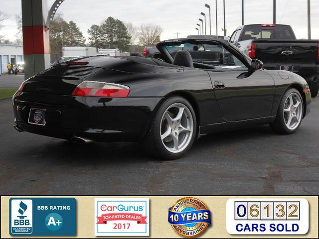 2005 Porsche 911 Carrera Cabriolet - BOSE - XENON! Mooresville , NC 2
