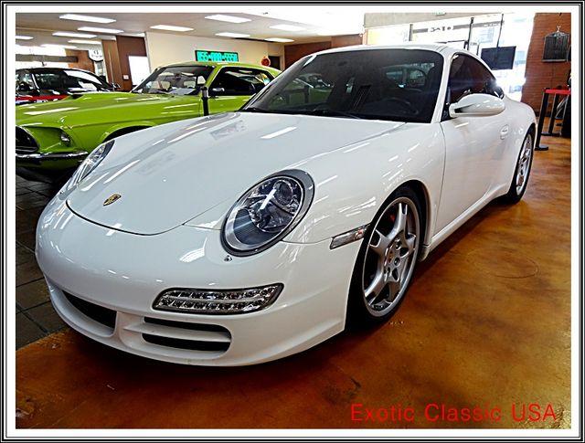 2005 Porsche 911 Carrera S 997 La Jolla, California 1