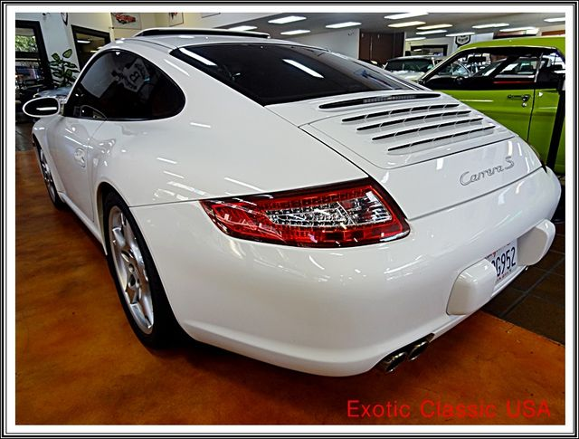 2005 Porsche 911 Carrera S 997 La Jolla, California 2