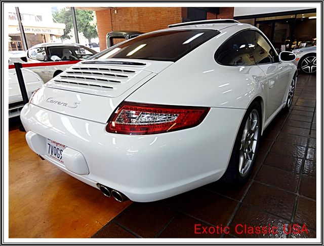 2005 Porsche 911 Carrera S 997 La Jolla, California 4