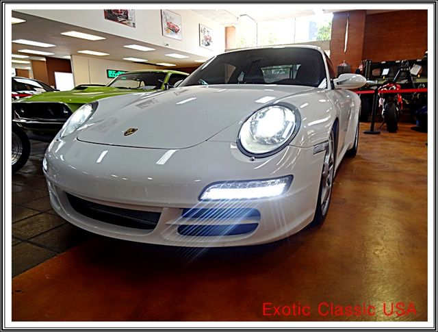 2005 Porsche 911 Carrera S 997 La Jolla, California 42