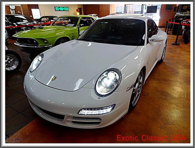 2005 Porsche 911 Carrera S 997 La Jolla, California 43